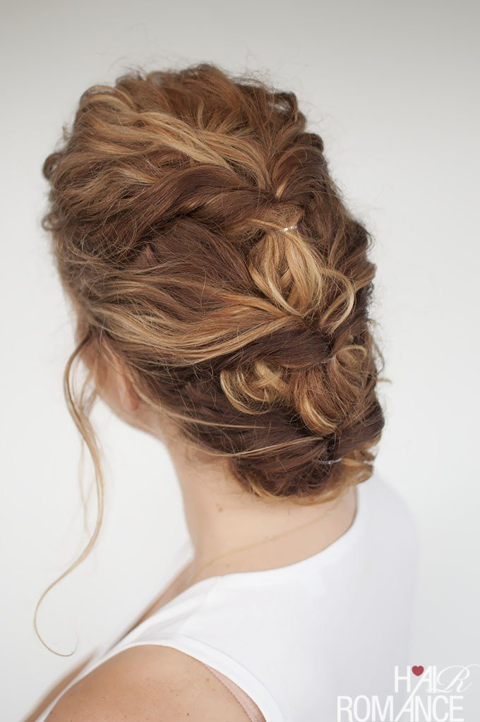 The Best Easy Everyday Curly Hairstyle Tutorial The Curly Twist Pictures