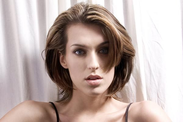 The Best Bob Hairstyles For Thick Hair Medium Length Pictures