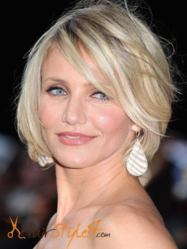 The Best Cameron Diaz Hairstyles Hairstyles4 Com Pictures