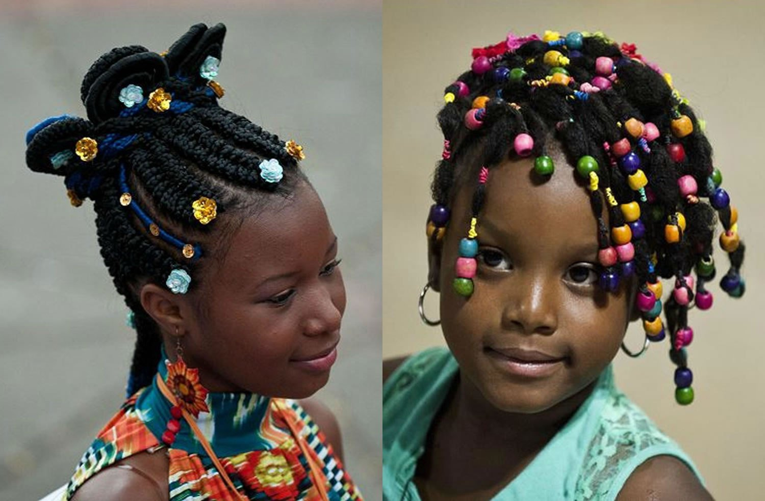 The Best Black Little Girl's Hairstyles For 2017 2018 71 Cool Pictures