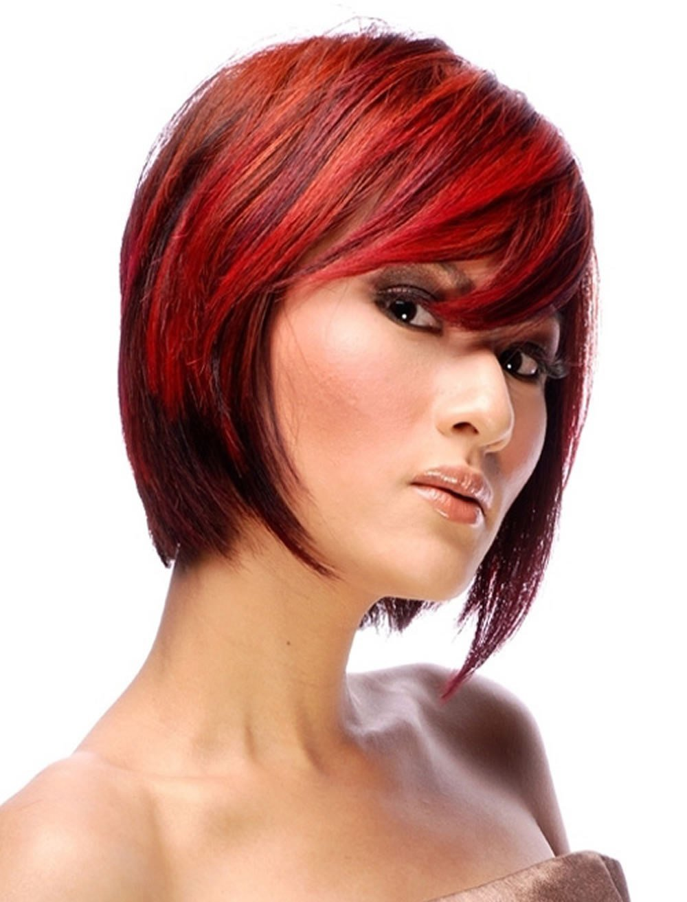 The Best Red Hair Color For Short Hairstyles 27 Cool Haircut Pictures
