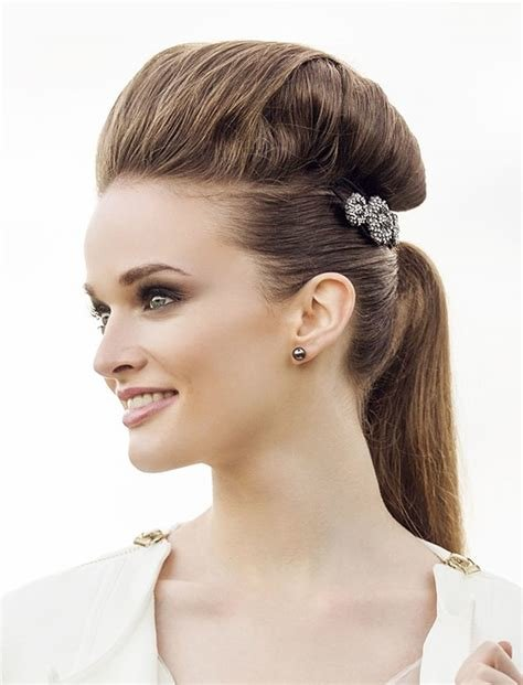 The Best 32 Perfect Updo Hairstyles For Prom 2017 2018 Round Pictures