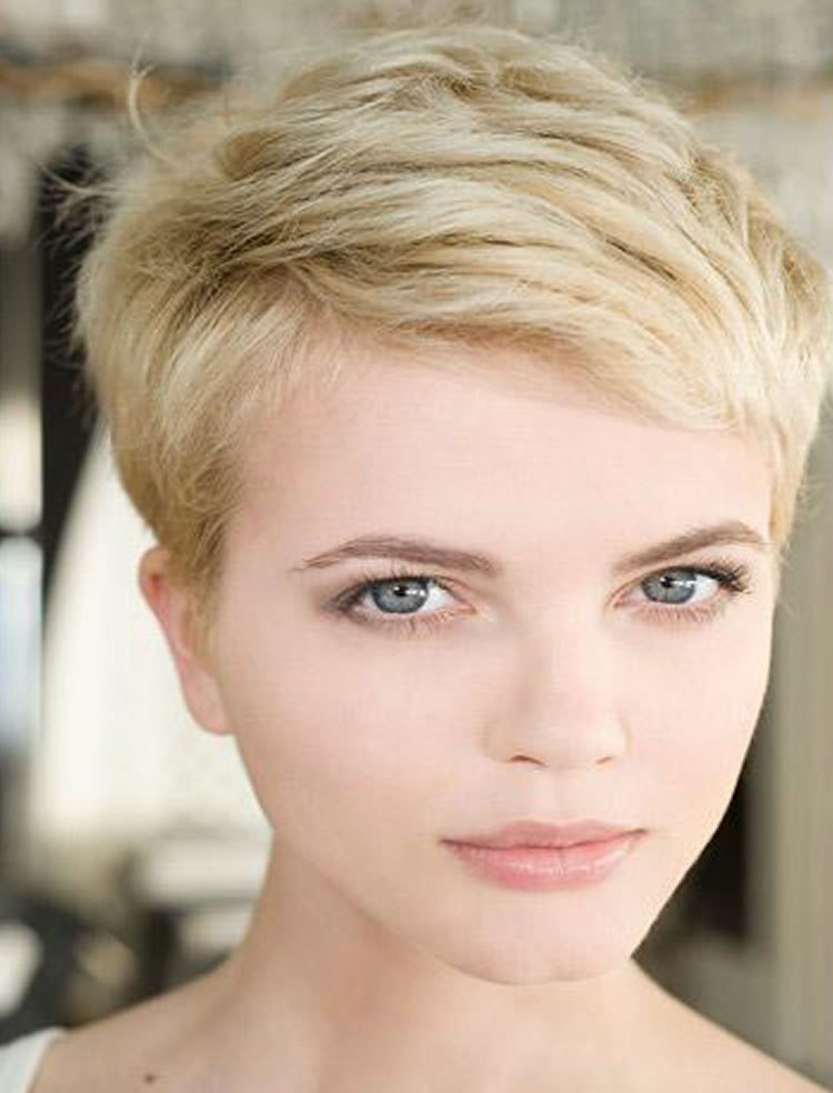 The Best Trendy Short Pixie Haircuts For Women 2018 2019 – Page 4 Pictures