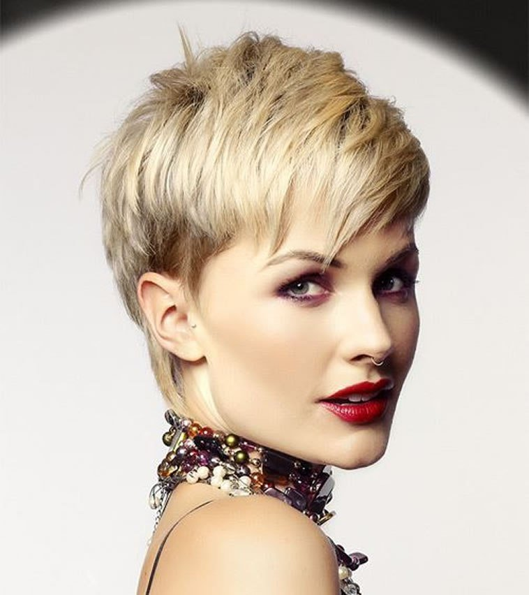 The Best 44 Easy Short Hairstyles For Fine Hair 2018 2019 New Pictures