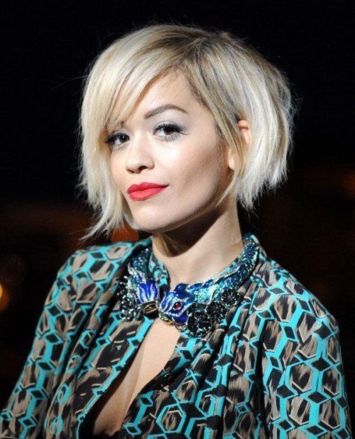 The Best 30 Best Asymmetrical Bob Hairstyles Herinterest Com Pictures