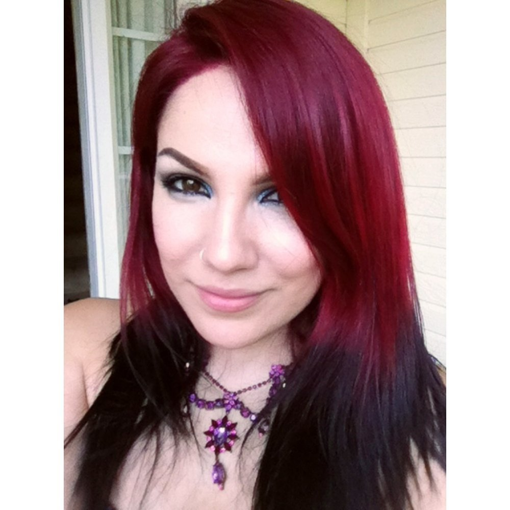 The Best Amplified Manic Panic Semi Permanent Hair Dye Vampire Red Pictures