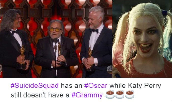 The Best Oscars 2017 S**C*D* Squad Won The Academy Award For Best Pictures