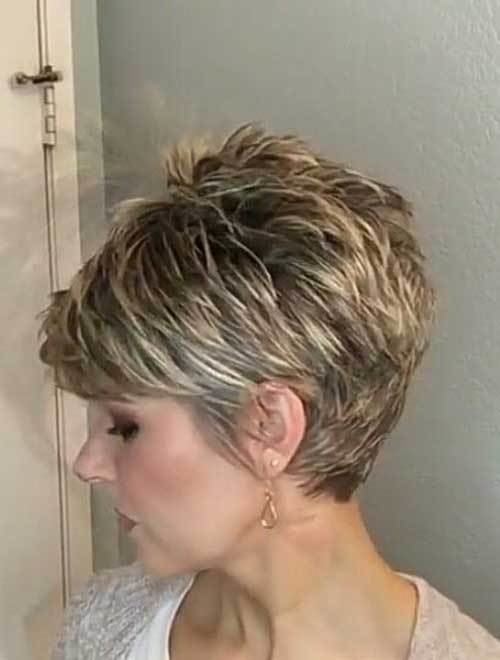 The Best Chic Short Haircuts For Women Over 50 Love This Hair Pictures