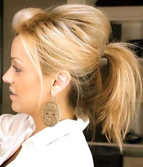 The Best 30 Easy And Cute Hairstyles Hairstyles Haircuts 2016 Pictures
