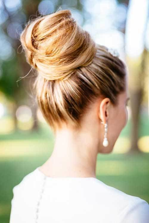 The Best 25 Good Bun Wedding Hairstyles Hairstyles Haircuts Pictures