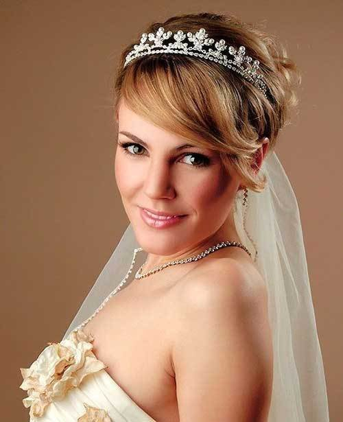 The Best 30 Wedding Hair Styles For Short Hair Hairstyles Pictures