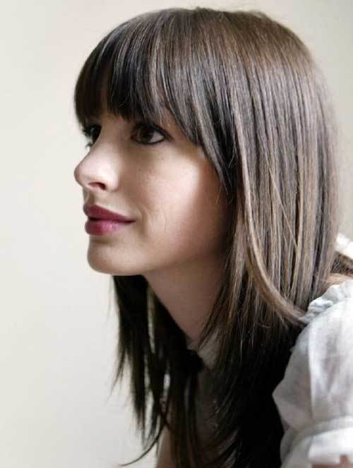 The Best 20 Long Layered Straight Hairstyles Hairstyles Pictures
