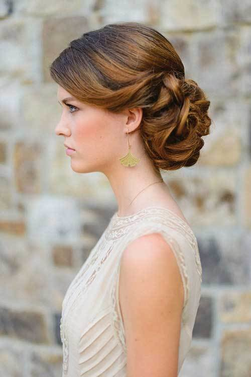 The Best 40 Wedding Hair Images Hairstyles Haircuts 2016 2017 Pictures