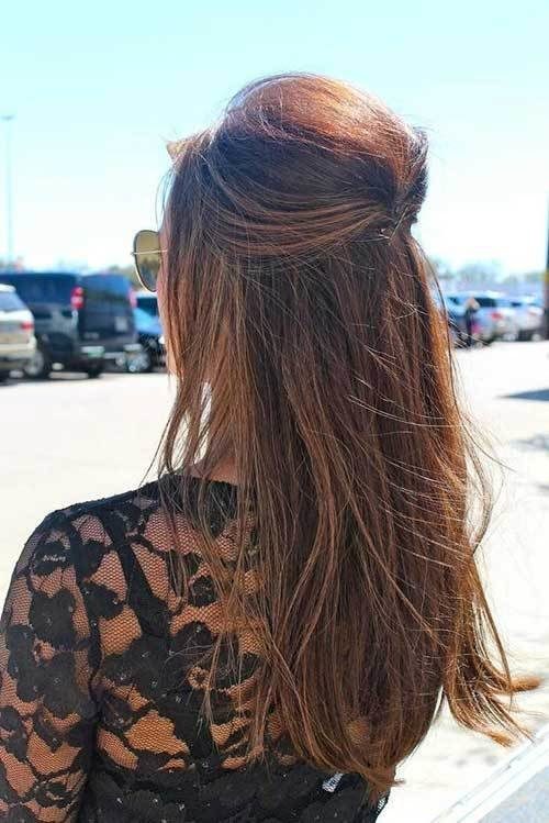 The Best 25 Easy Long Haircuts Hairstyles Haircuts 2016 2017 Pictures