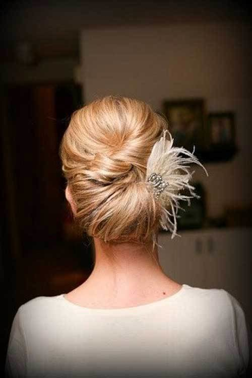 The Best 15 French Bun Hair Hairstyles Haircuts 2016 2017 Pictures