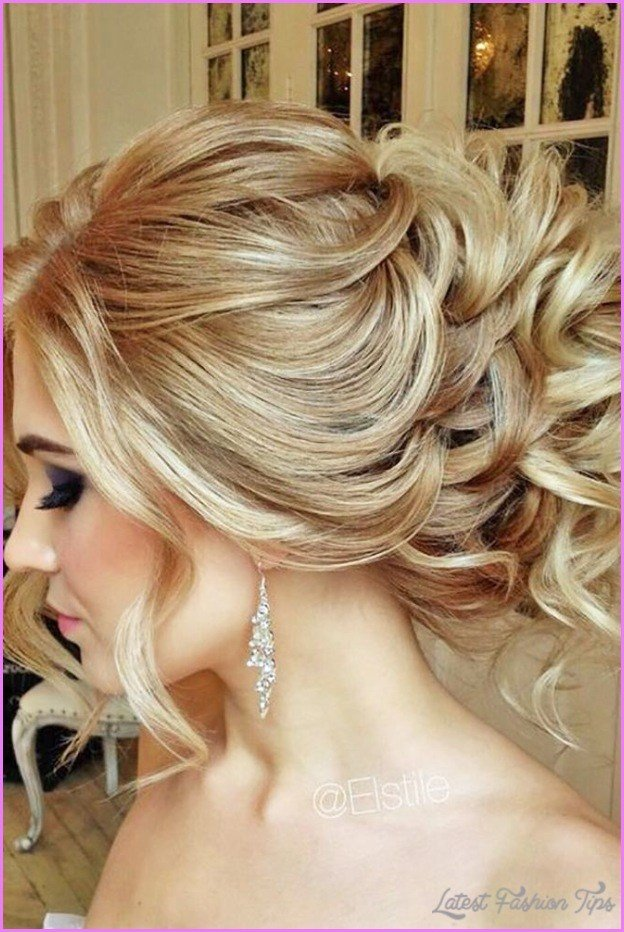 The Best Hairstyles For Wedding Guests Latestfashiontips Com Pictures