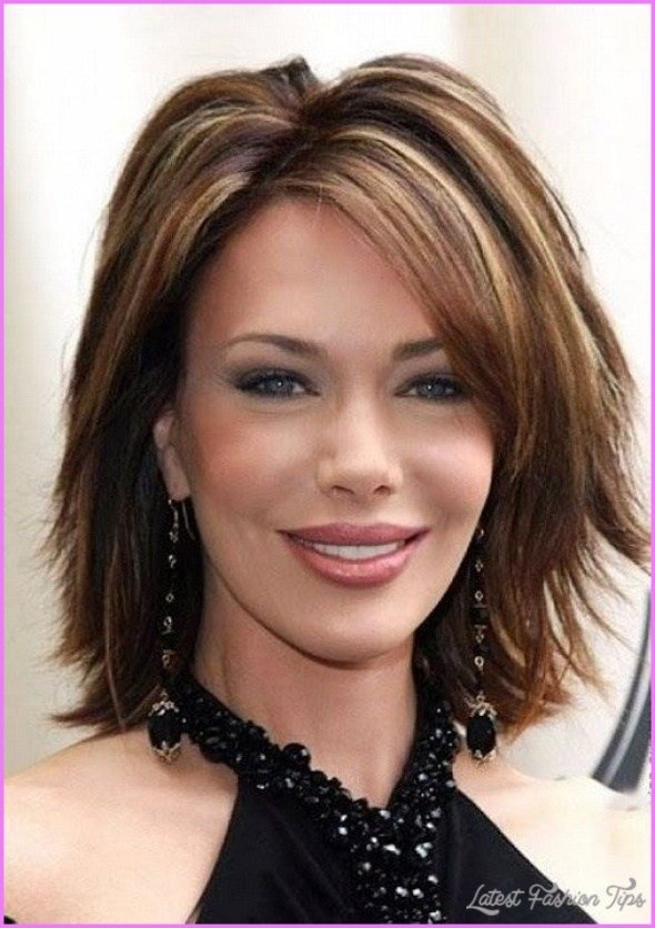 The Best Hairstyles For Women Over 45 Latestfashiontips Com Pictures