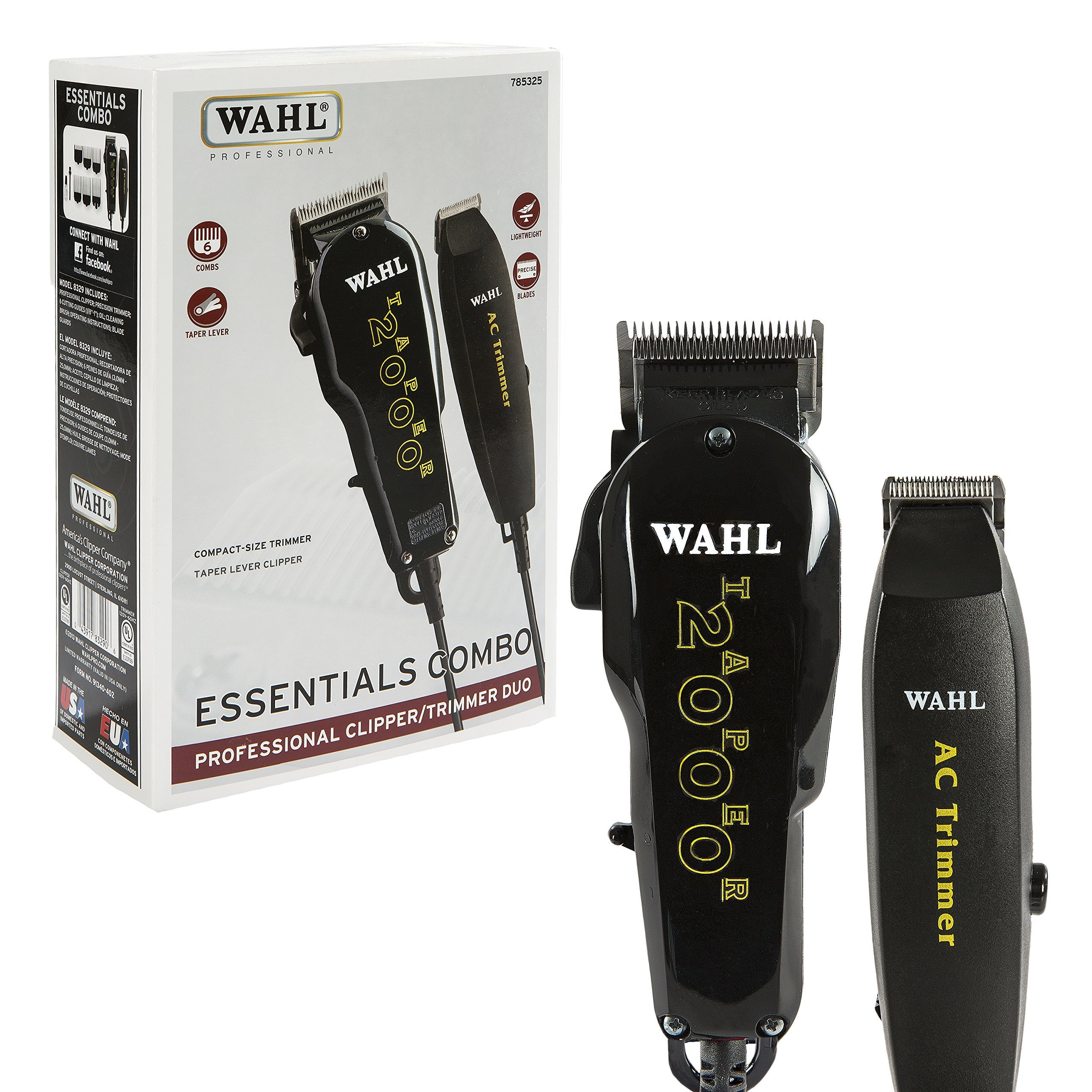 The Best Wahl Pro Hair Cutting Kit Professional Barber Machine Clipper Lamidieu Pictures