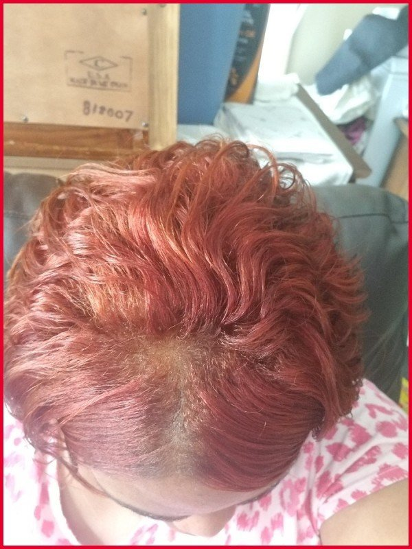 The Best Tone Down Red Hair Color 388614 Toning Down Dyed Hair Pictures