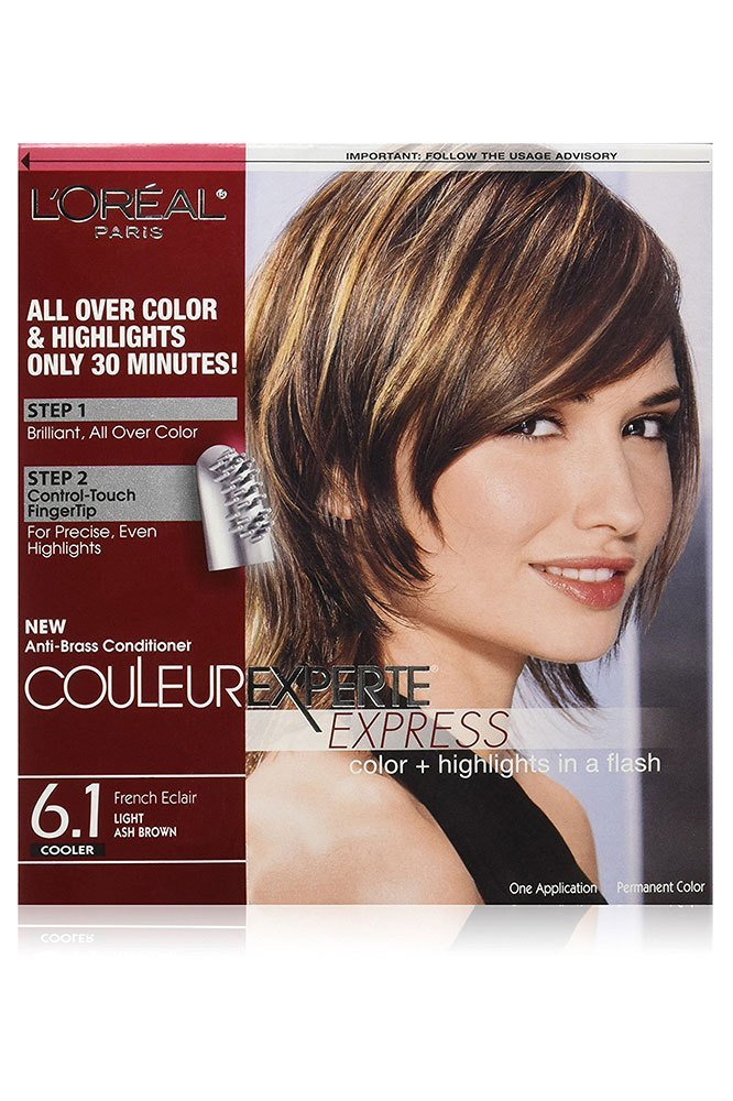 The Best Best Hair Color Home Kits Salon Style Results From A Box Pictures