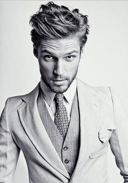 The Best 20 Mens Medium Haircuts Mens Hairstyles 2018 Pictures