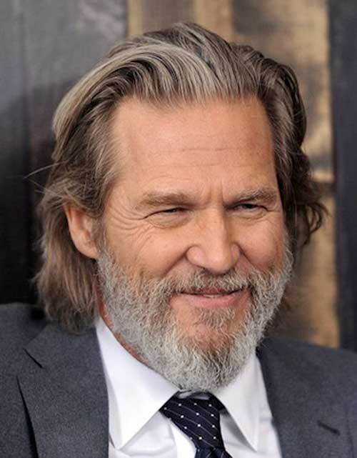 The Best 8 Long Hairstyles For Older Men Mens Hairstyles 2018 Pictures