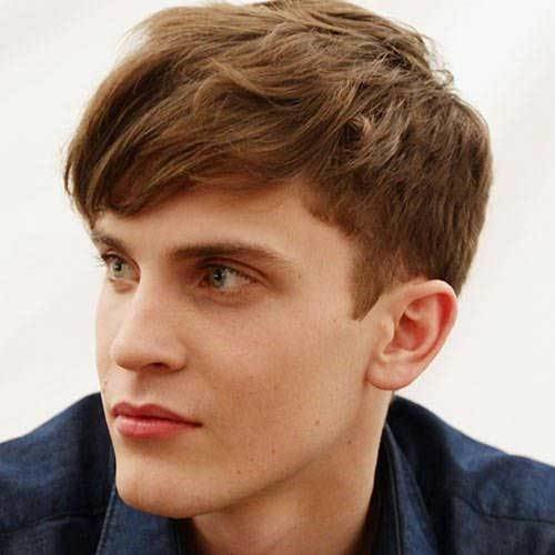 The Best 10 Popular Boys Haircuts With Bangs Mens Hairstyles 2018 Pictures