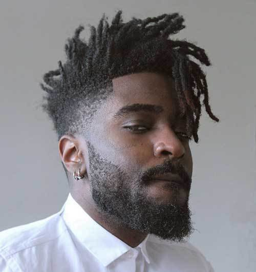 The Best Stylish African American Haircuts Male Mens Hairstyles 2018 Pictures