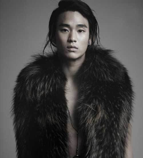 The Best 10 New Asian Guys With Long Hair Mens Hairstyles 2018 Pictures