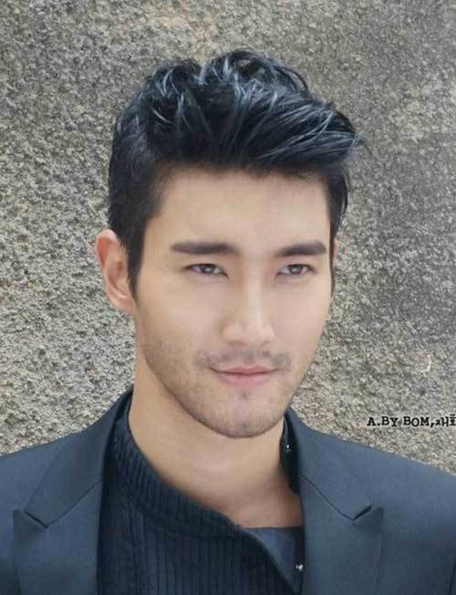 The Best Asian Men Hairstyle Ideas Mens Hairstyles 2018 Pictures