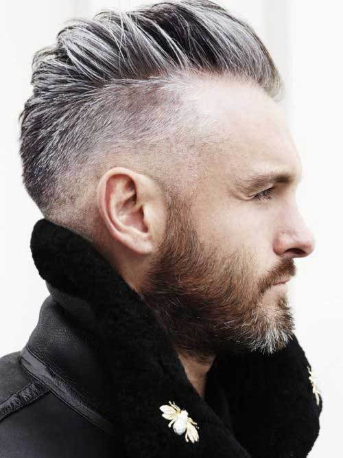 The Best 15 Cool Hairstyles For Older Men Mens Hairstyles 2018 Pictures
