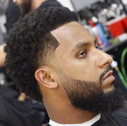 The Best 20 Fade Haircuts For Black Men Mens Hairstyles 2018 Pictures