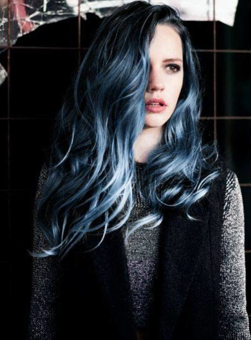 The Best High Resolution Navy Blue Hair Color 12 Cute Black Blue Pictures