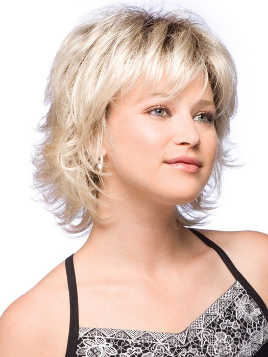 The Best 14 Short Hairstyles With Bangs Olixe Style Magazine Pictures
