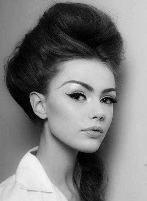 The Best 1960S Hairstyles For Women Bouffant Beehive Look Pictures