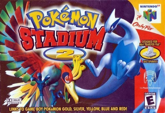 Pokemon Stadium 2   Nintendo 64 N64  ROM Download Pokemon Stadium 2