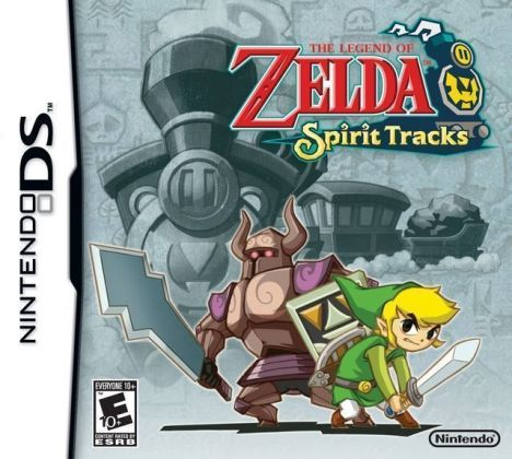 4527   Legend Of Zelda   Spirit Tracks  The  US    Nintendo DS NDS     4527   Legend Of Zelda   Spirit Tracks  The  US