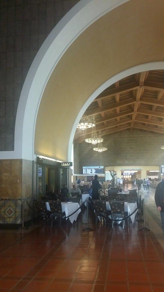 Fine Dining Downtown La