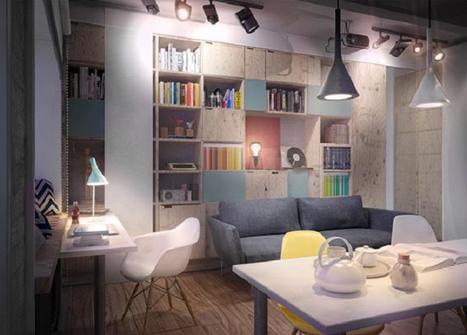 Modern Kitchen Dining Room Design