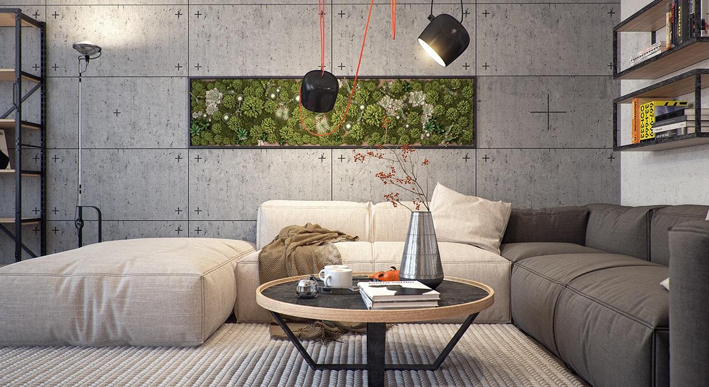 Interior Decorating Plants