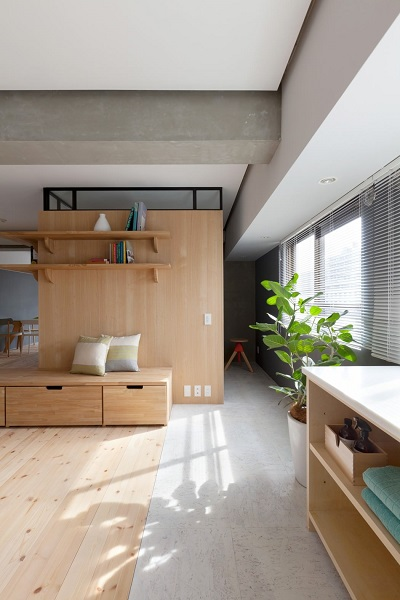 Applying Modern Interior Design Ideas With Japanese Style