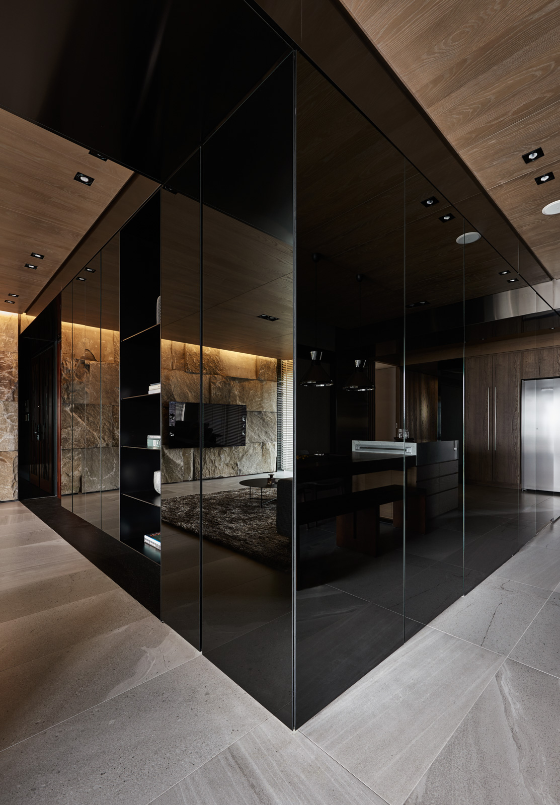 Interior Decoration Flat