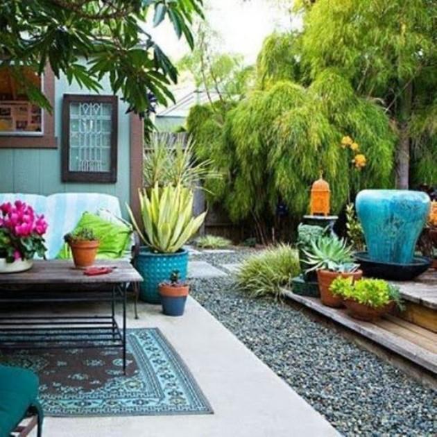 the best spring garden decor ideas