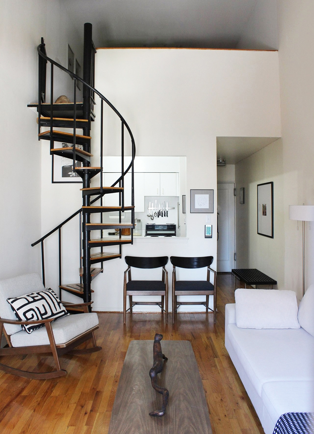 Space Saving Staircases Room For Tuesday Blog | Small Stairs For Small Spaces | Design | Small Apartment | Small Living Area | Compact | Tiny House