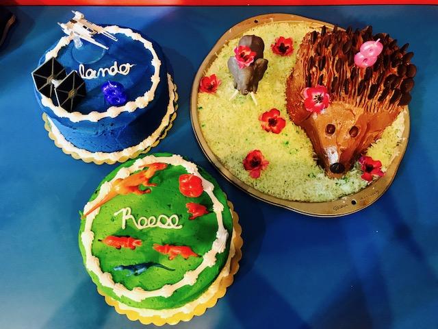 Boys Birthday Cakes Kroger