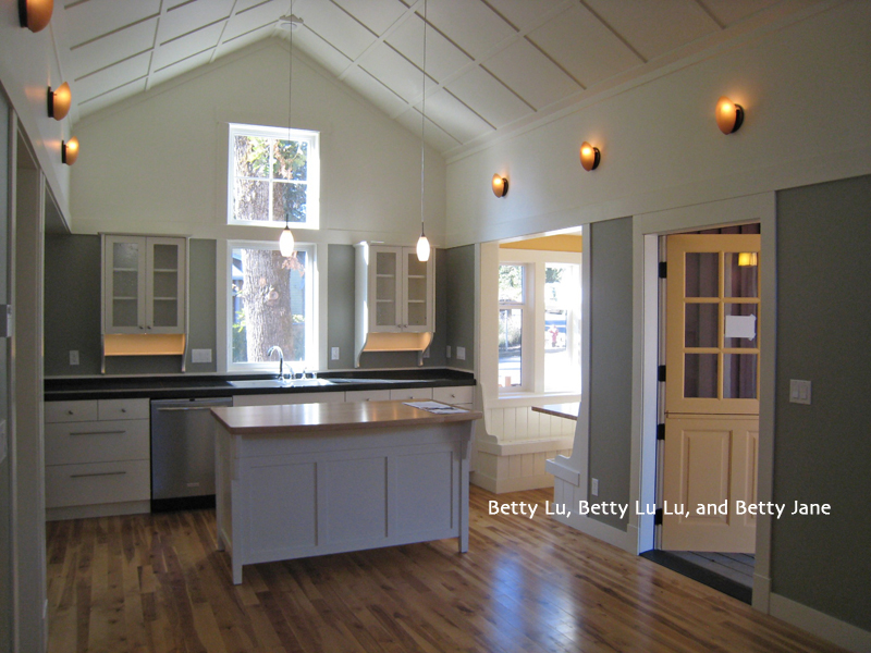 Betty Cottages Ross Chapin Architects