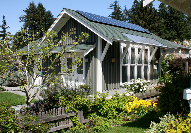 Greenwood Studio Ross Chapin Architects