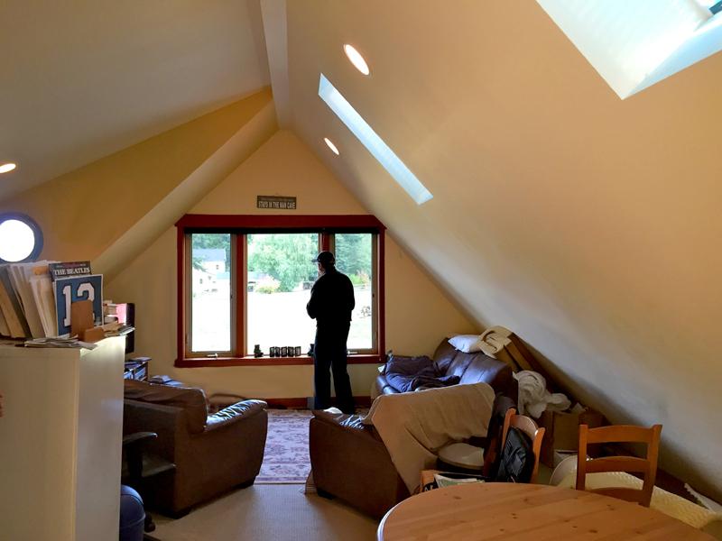 Strawbridge Garage Studio Ross Chapin Architects