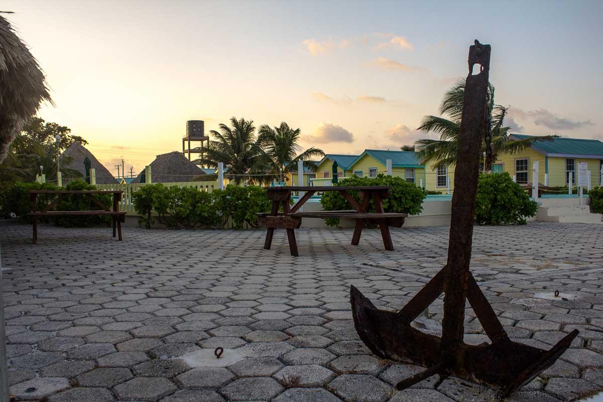 Pedro Cabana Royal San Rustic Resort Belize Caribbean