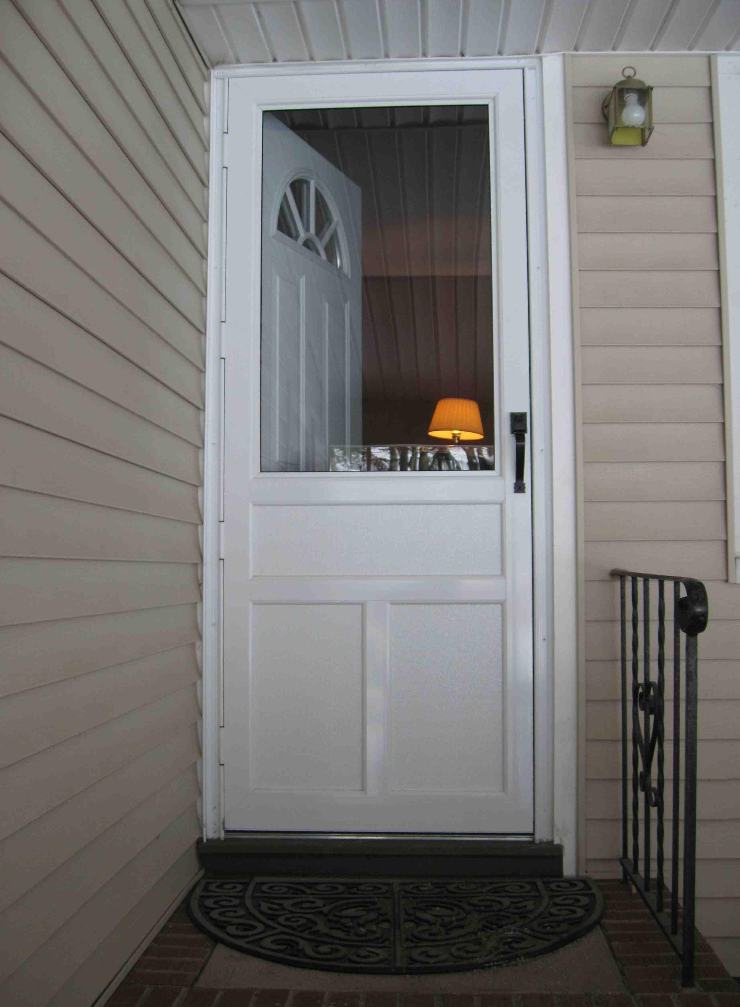 Elmont Storm Doors Royal Home Products Inc Serving